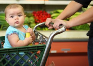baby_shopping trolley