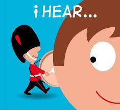 child hear